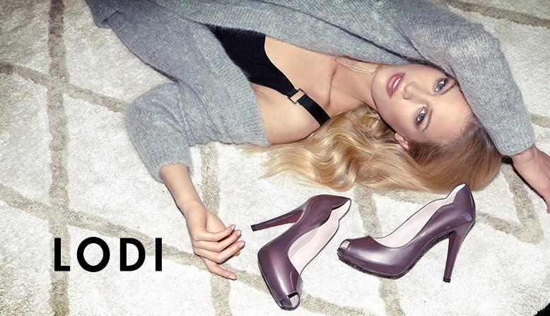 Zapatos LODI, la mejor selección de zapatos outlet de las mejores marcas